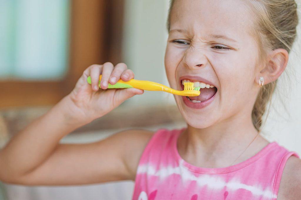 limpieza dental profesional niños cartaya huelva